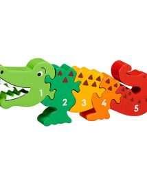 Lanka Kade jigsaw Crocodile 1-5