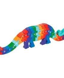 Lanka Kade jigsaw Dizzie the Dinosaur a-z