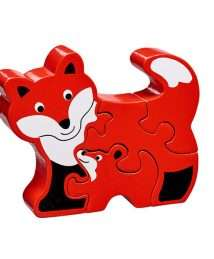 Lanka Kade jigsaw Fox & cub