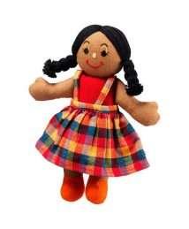 Lanka Kade peg doll - Amari