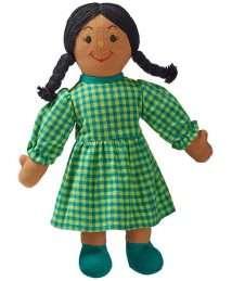 Lanka Kade peg doll parent - Alex