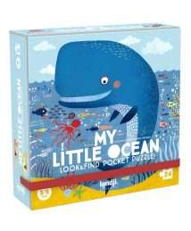 Londji Puzzle Pocket My little Ocean (1)