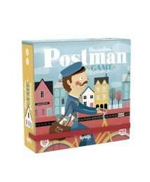 Londji Pocket Puzzle and Game Postman
