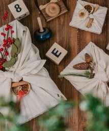 Rewinder Furoshiki Sustainable Gift Wrap (4 Pack)