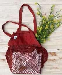 Rewinder Mesh Shopping Bag