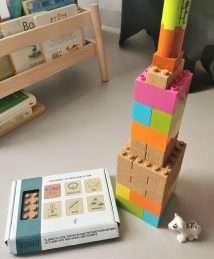 To Jungle Eco-Friendly Toy Bricks