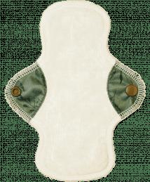 Elskbar cloth pads small light flow - Twigs mint rear
