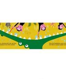 Magellan Pappbilderbuch Nastja Holtfreter - Mund auf, Bürste rein, bald sind meine Zähne fein, Reime (2)