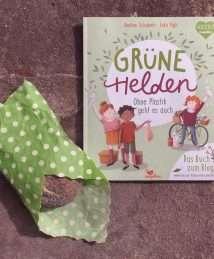 Magellan Sachbuch Nadine Schubert, Inka Vigh Grüne Helden - Ohne Plastik geht es auch