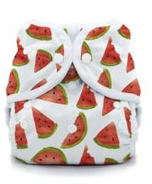 Thirsties Duo Wrap Snap Cover - Melon Party