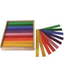 BS-00170 Bauspiel Coloured Rods