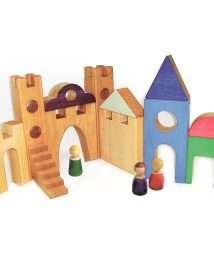BS-00230 Bauspiel Toy Village