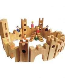 BS-00260, BS-00266 Bauspiel Knight's Castle