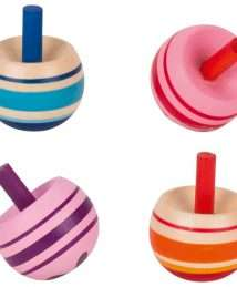 Goki Turnaround tops, Stripes