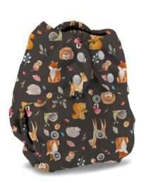 Buttons Diapers SiO Cover Super Wildwood