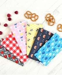 Buttons Sandwich & Snack Bag (1)