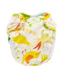 Doodush Newborn Pul Cover Snaps - Pistachio Doodush