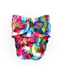 Little Birds Newborn AiO cloth nappy - Spring blow
