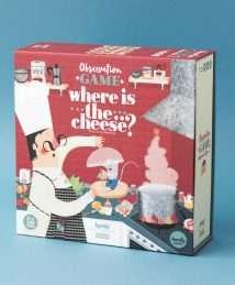 Londji Game 'Where is the cheese?'
