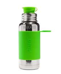 Pura Big Mouth® Sport Insulated Bottle 475 ml - Green