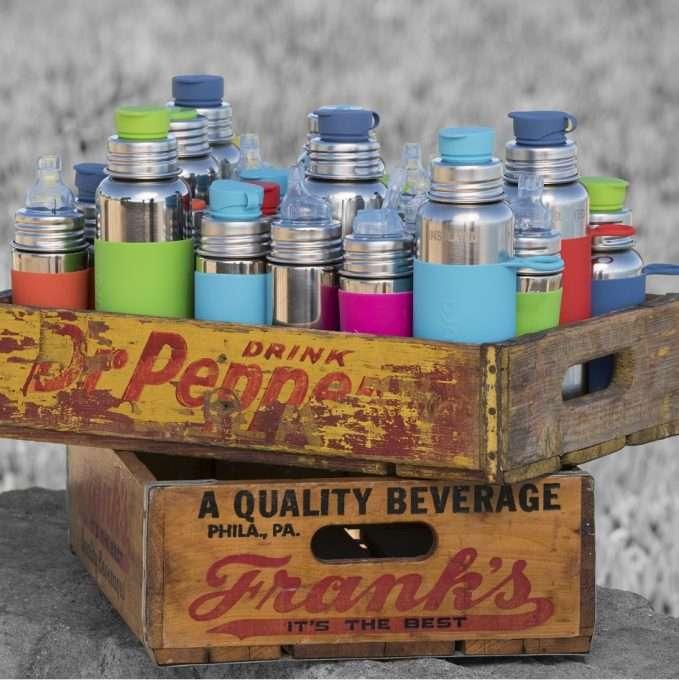 Pura Kiki Bottles