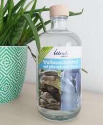 Ulrich Natürlich Plant-Based Wool Detergent - Glass Bottle 500 ml