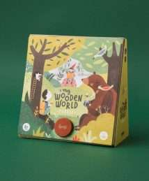 WT007 Londji My Wooden World – Forest