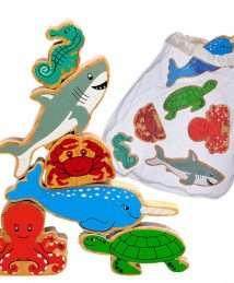 Lanka Kade Sealife Animals - Bag of 6