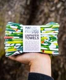Marleys Monsters Unpaper® Towels Set of 12 - Cactus