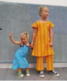 Moromini Kids Dress 90's Sunset