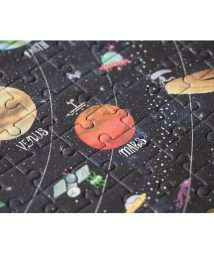 PZ554 Londji Pocket Puzzle Discover the Planets