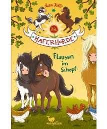 Suza Kolb, Nina Dulleck Kinderbuch haferhorde-pferdebuch-gespensterjagd Die Haferhorde - Flausen im Schopf (1)