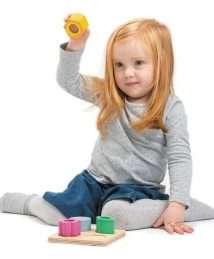 Tender Leaf Toys Visual Sensory Tray