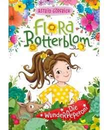 kinderbuch-pflanzen-gemuese-gaertnerei Flora Botterblom - Die Wunderpeperoni (Band 1)