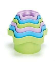 8668586 Green Toys Stacking Cups