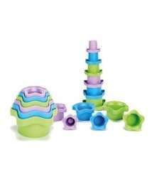 8668586_d Green Toys Stacking Cups