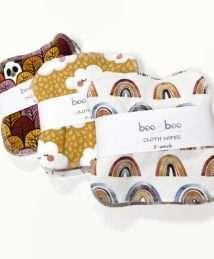 Boo&Boo Cloth Wipes (5 Pack)