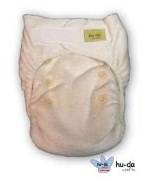 Hu-da Fitted Nappy Terry (One Size)
