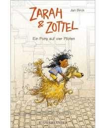F.-Sauerlaender-Zarah-und-Zottel-Ein-Pony-auf-vier-Pfoten-by-Jan-Birck