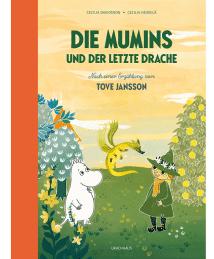Urachhaus Verlag Tove Jansson Cecilia Davidsson - Die Mumins und der letzte Drache