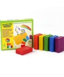 ökoNORM Wax Blocks Unicorn (6 Colours) 3