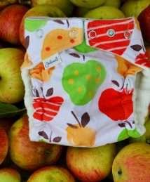 Julicia Wool Cover Apples Newborn