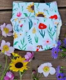Julicia Wool Cover - Flower Garden (4)