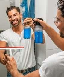 Skosh Glass and Mirror Cleaner