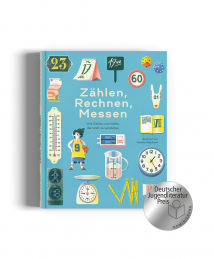 Little Gestalten - Zählen, Rechnen, Messen by Thomas, Klanten, Niebius, Honigstein